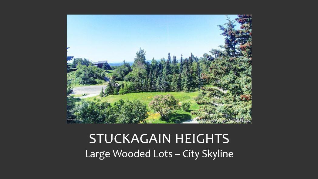Stuckagain Heights