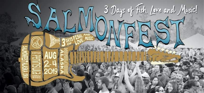 salmonfest : 3 days of fish, love and music