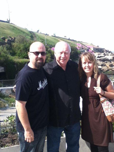 Christopher ,  Pastor Bob ,  Beth