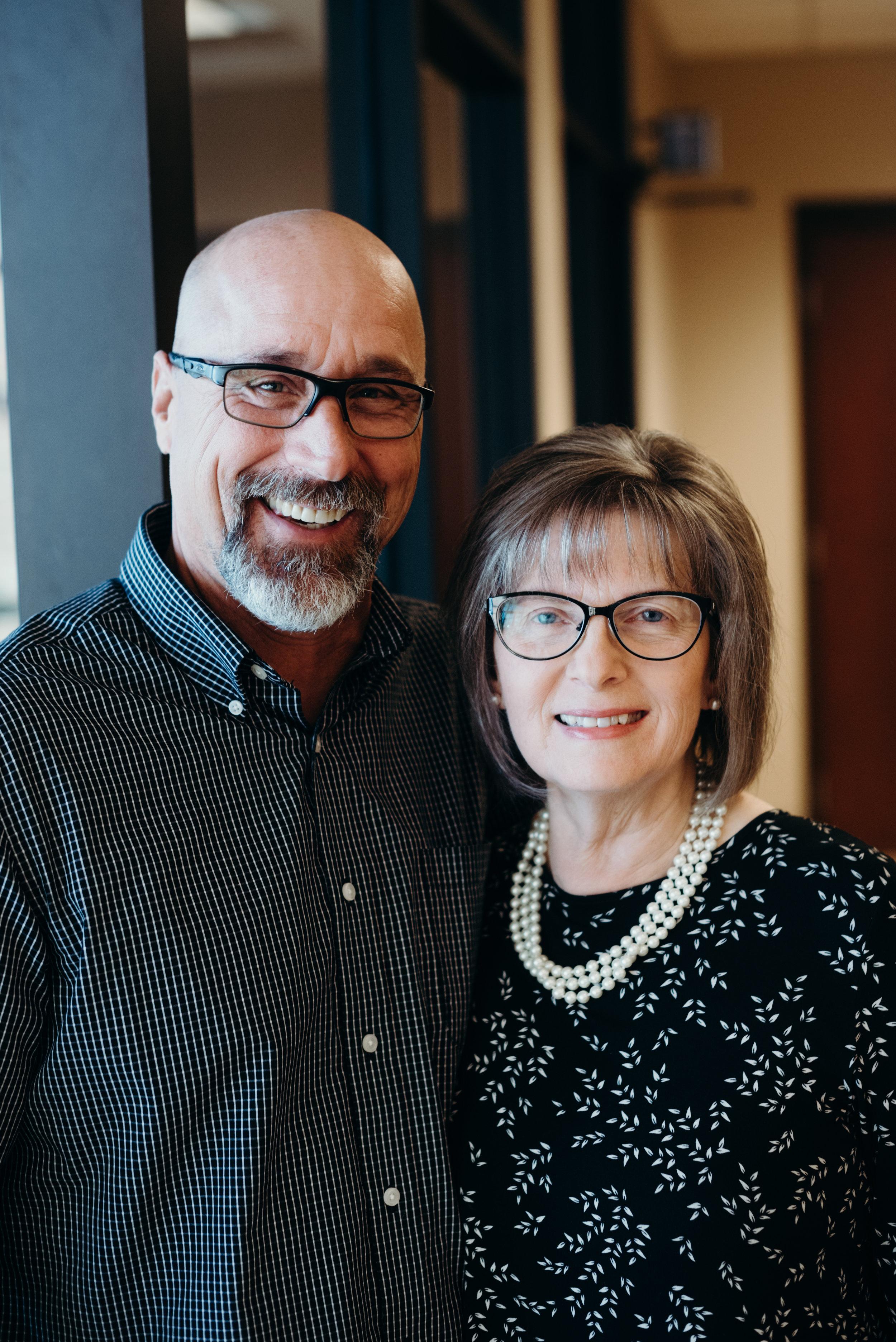 Rodger & Vicky McKim