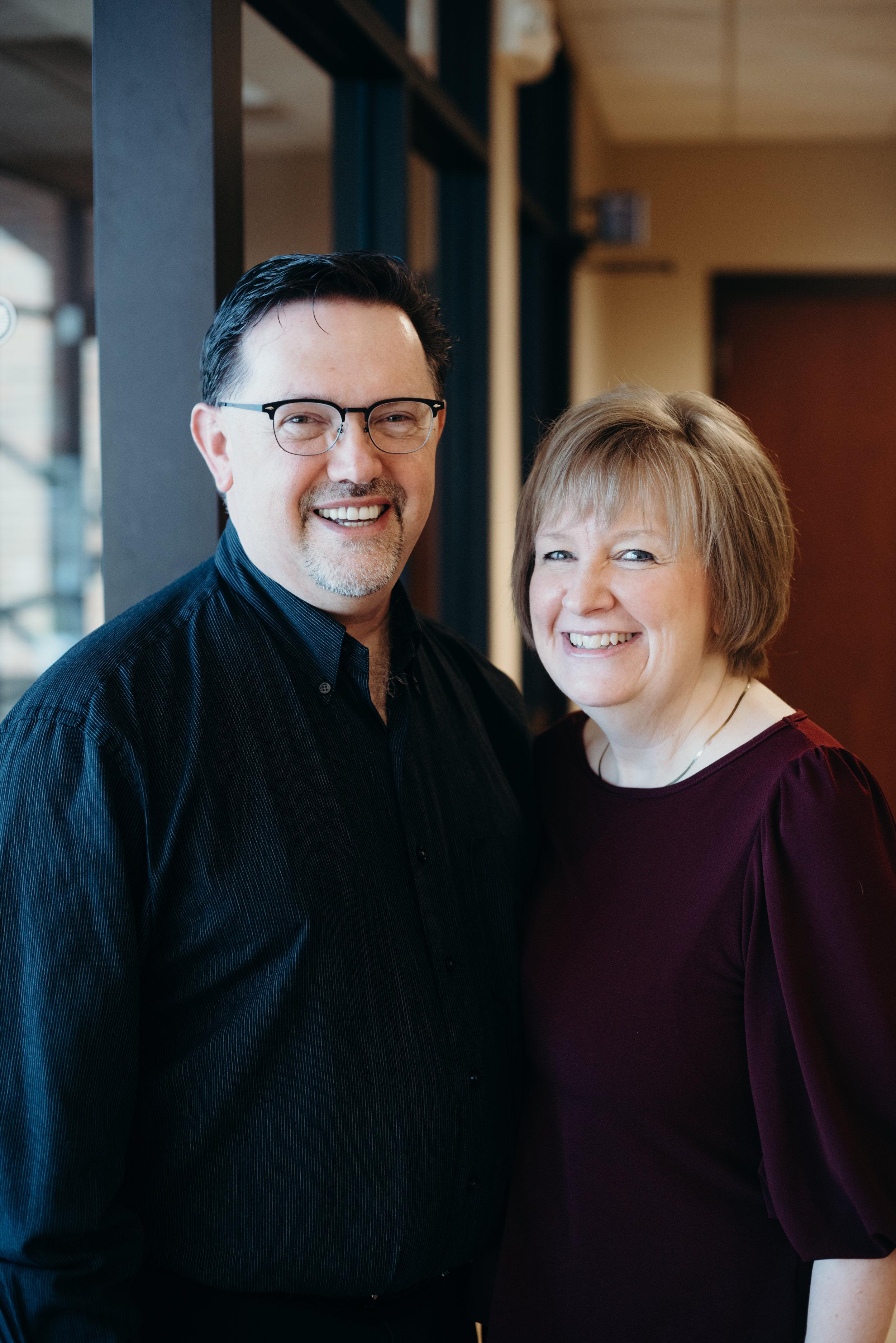 Rick & Kerie Arrowood