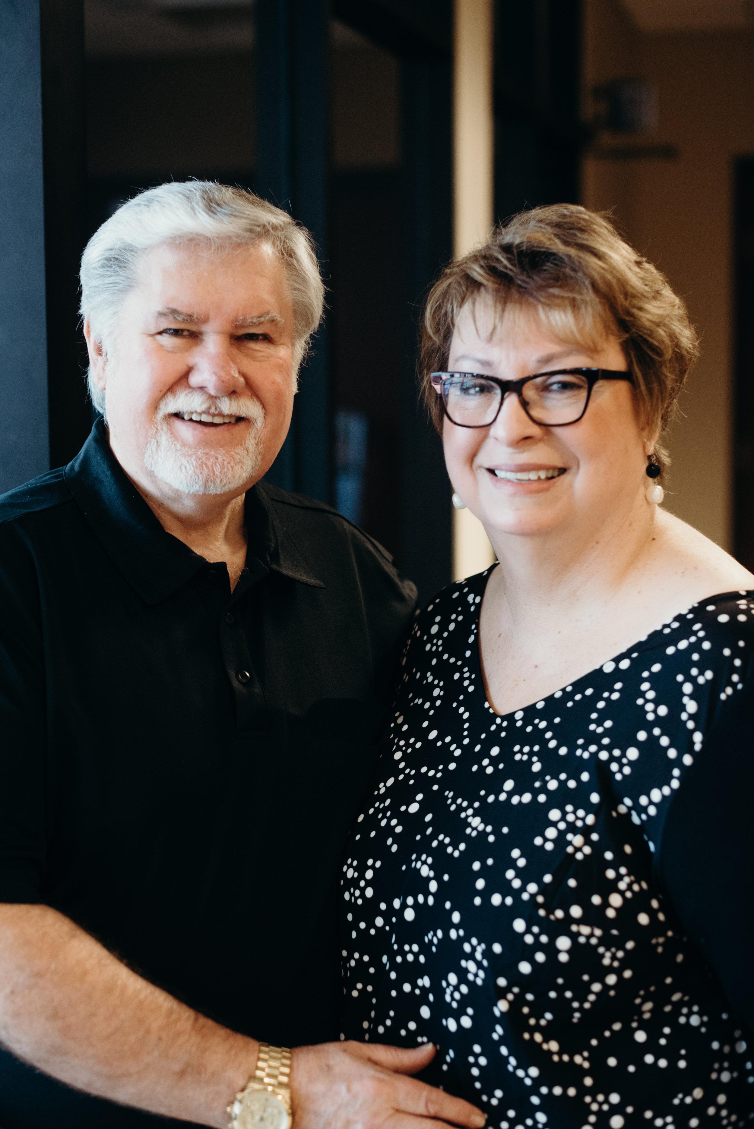 Jim & Brenda Thrasher