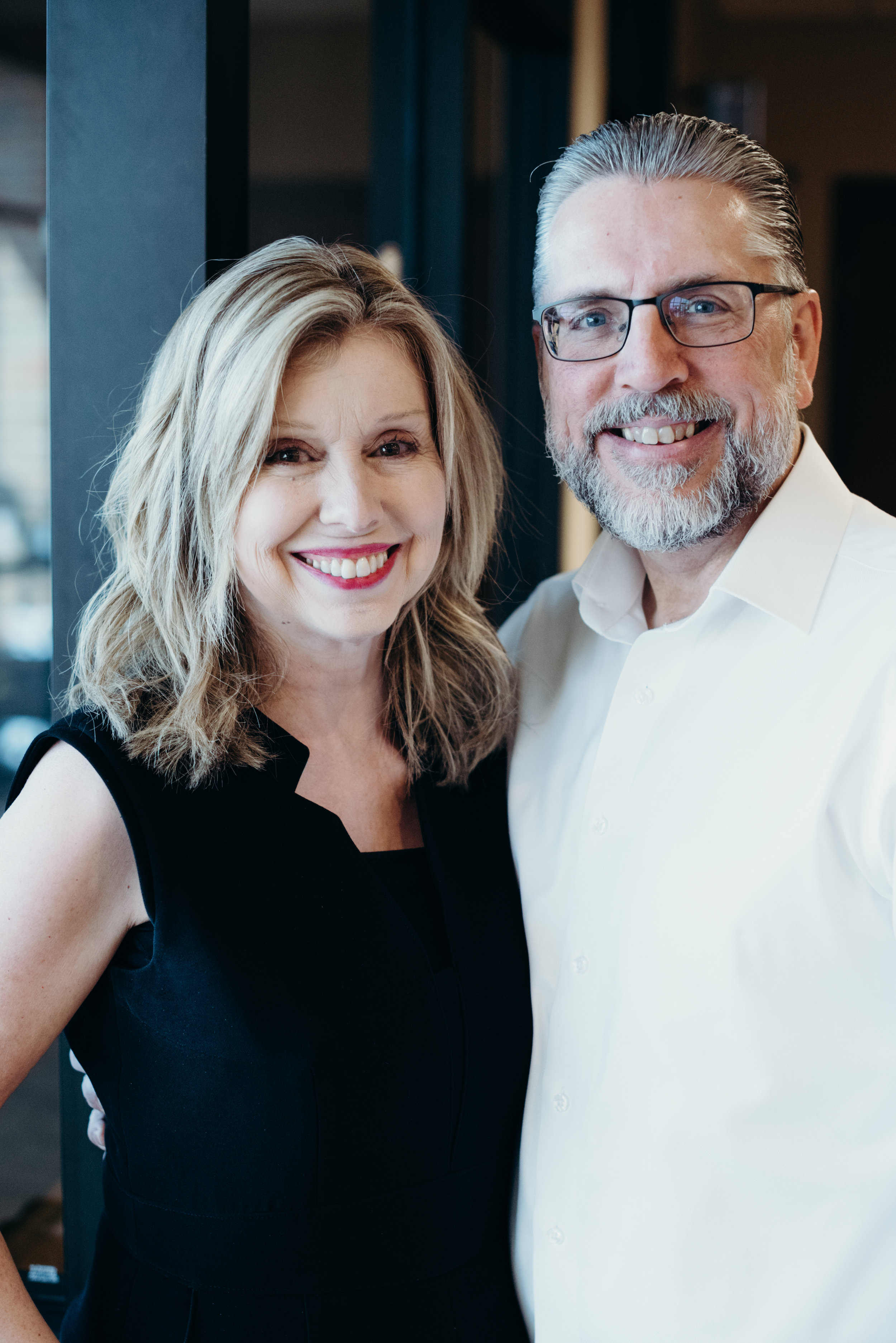 David & Kathy Olson