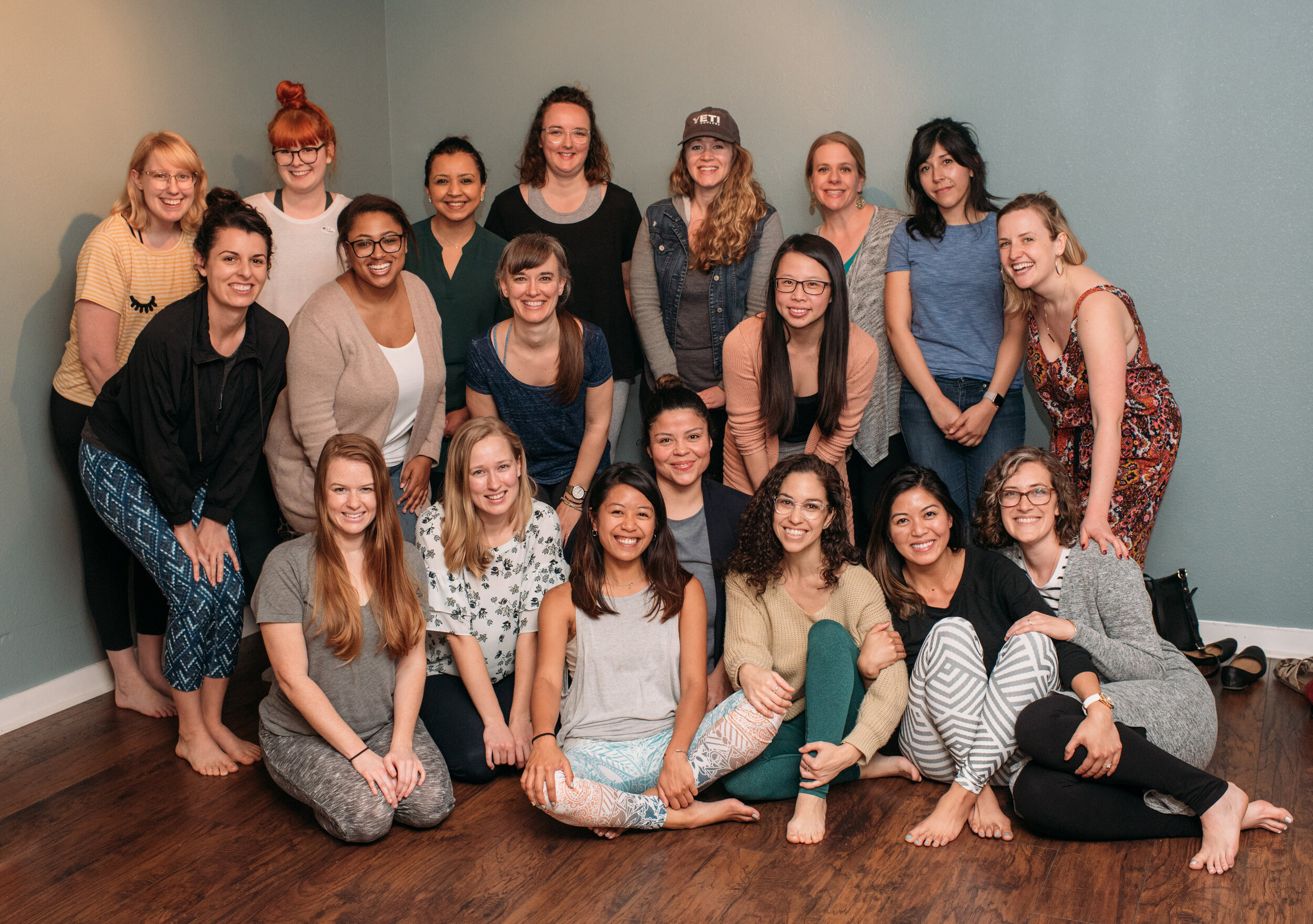 The Be With Workshop in Austin, TX!