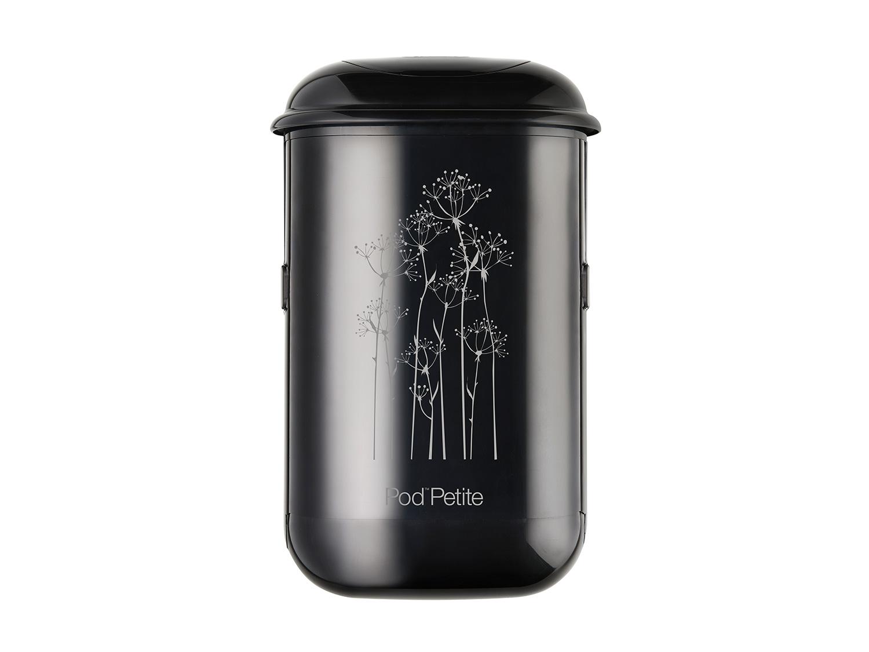 Pod™ Petite Wrap – Cotton Black/Grey (23108)
