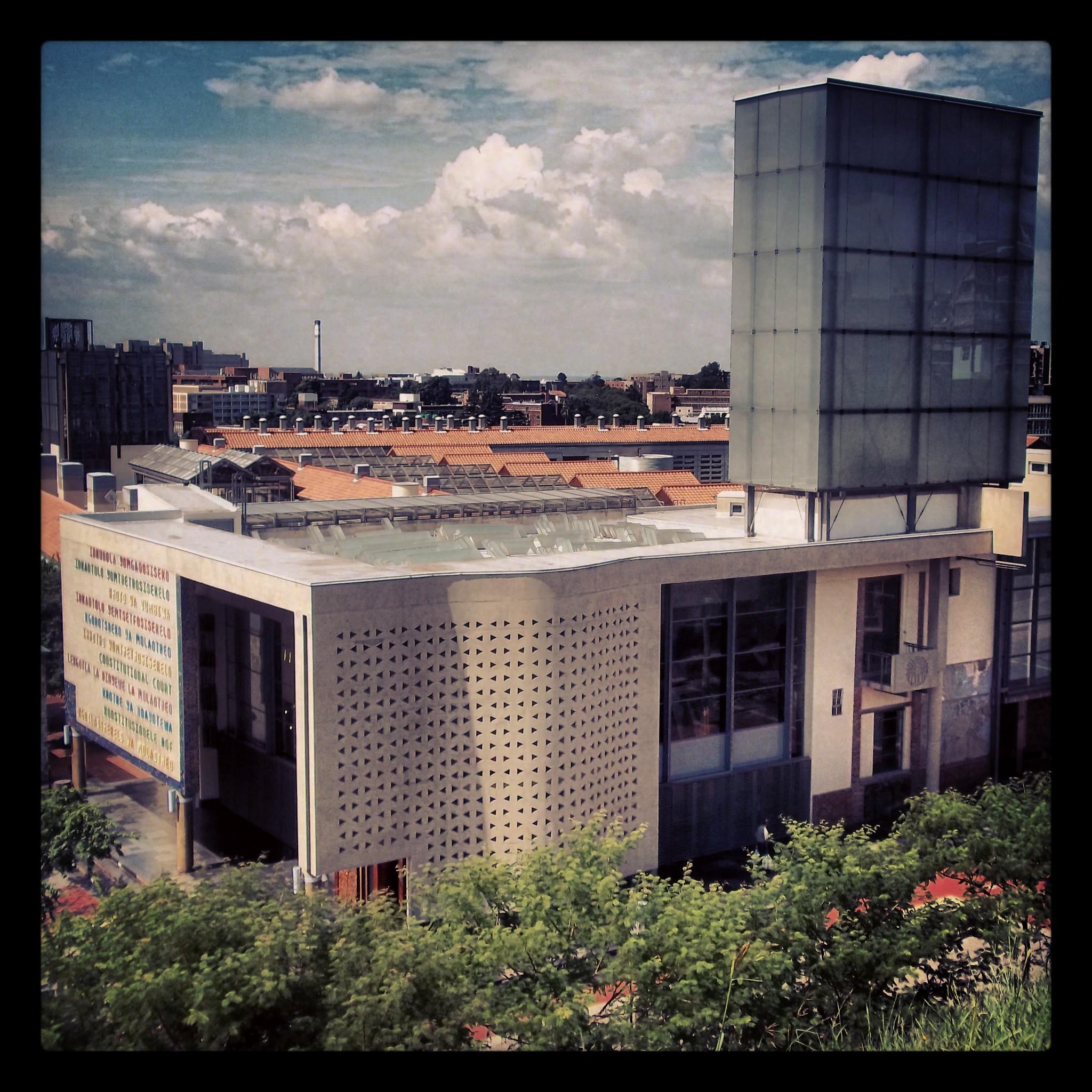 Constitutional Court, Braamfontein © Ben Winks