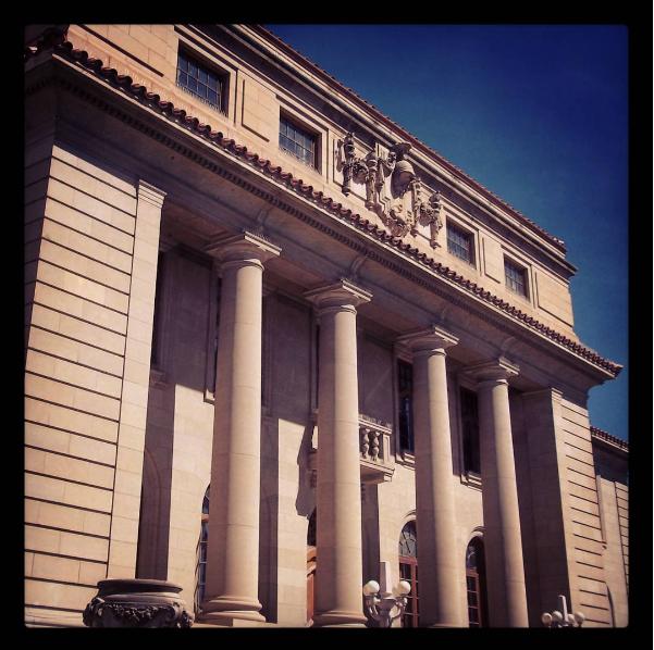 Supreme Court of Appeal, Bloemfontein © Ben Winks