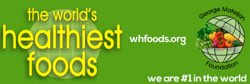 The World's Healthiest Foods from the George Mateljan Foundation.   whfoods.com