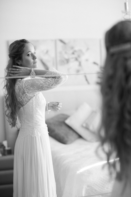 Hochzeitsreportage in schwarz-weiss (Maleana Hochzeitsfotografen)