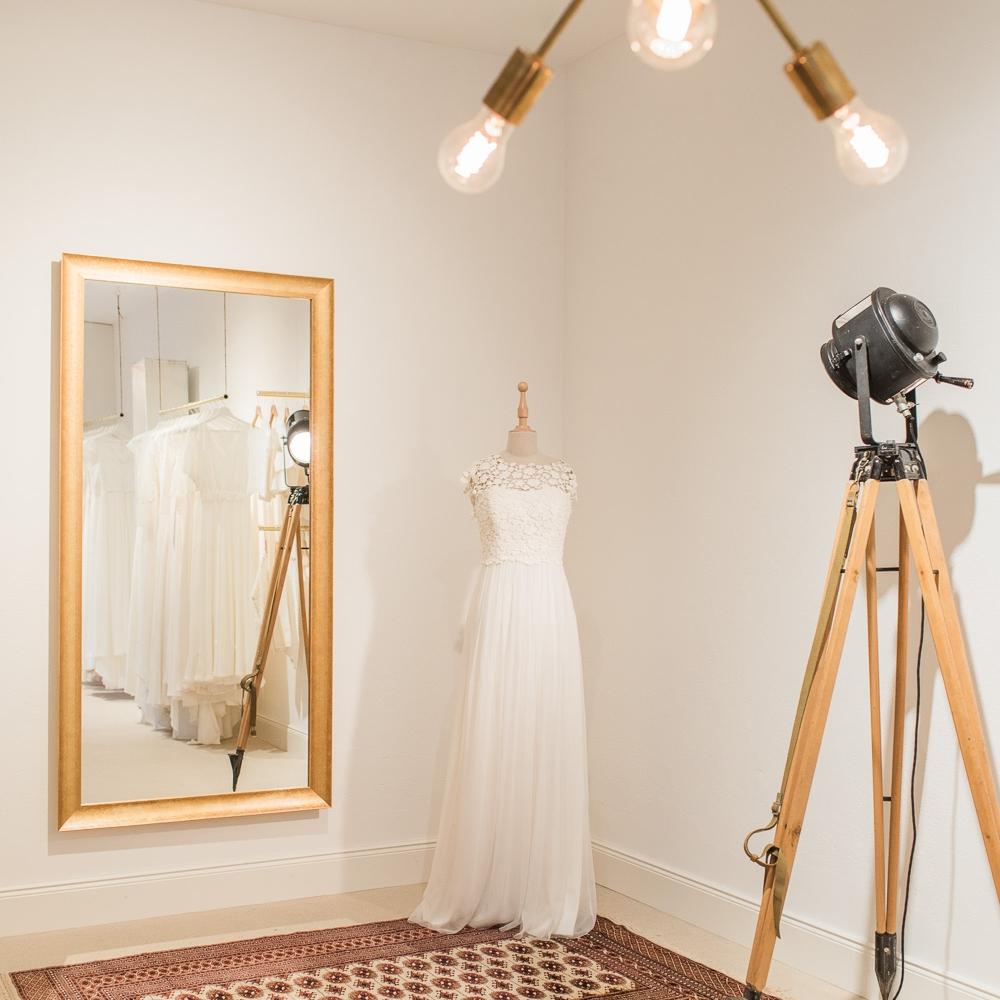 Hochzeits-Boutique Showroom in der Schweiz, Küssnacht am Rigi.