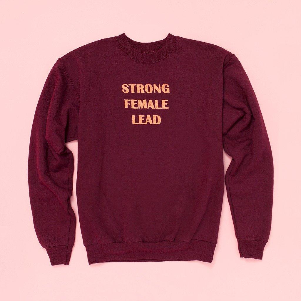 Sweatshirt by ban.do