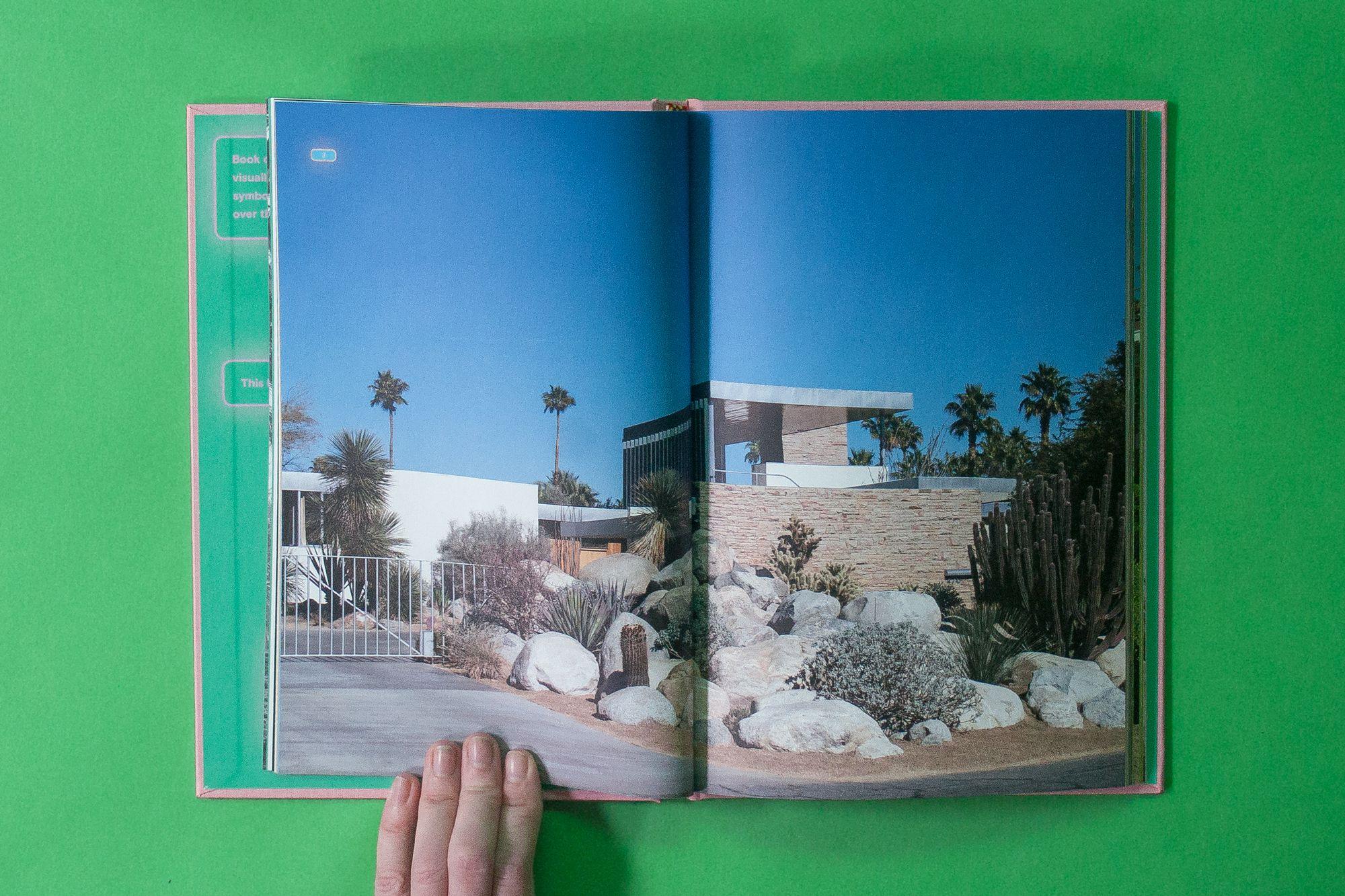 Book of Palms Volume 01 California