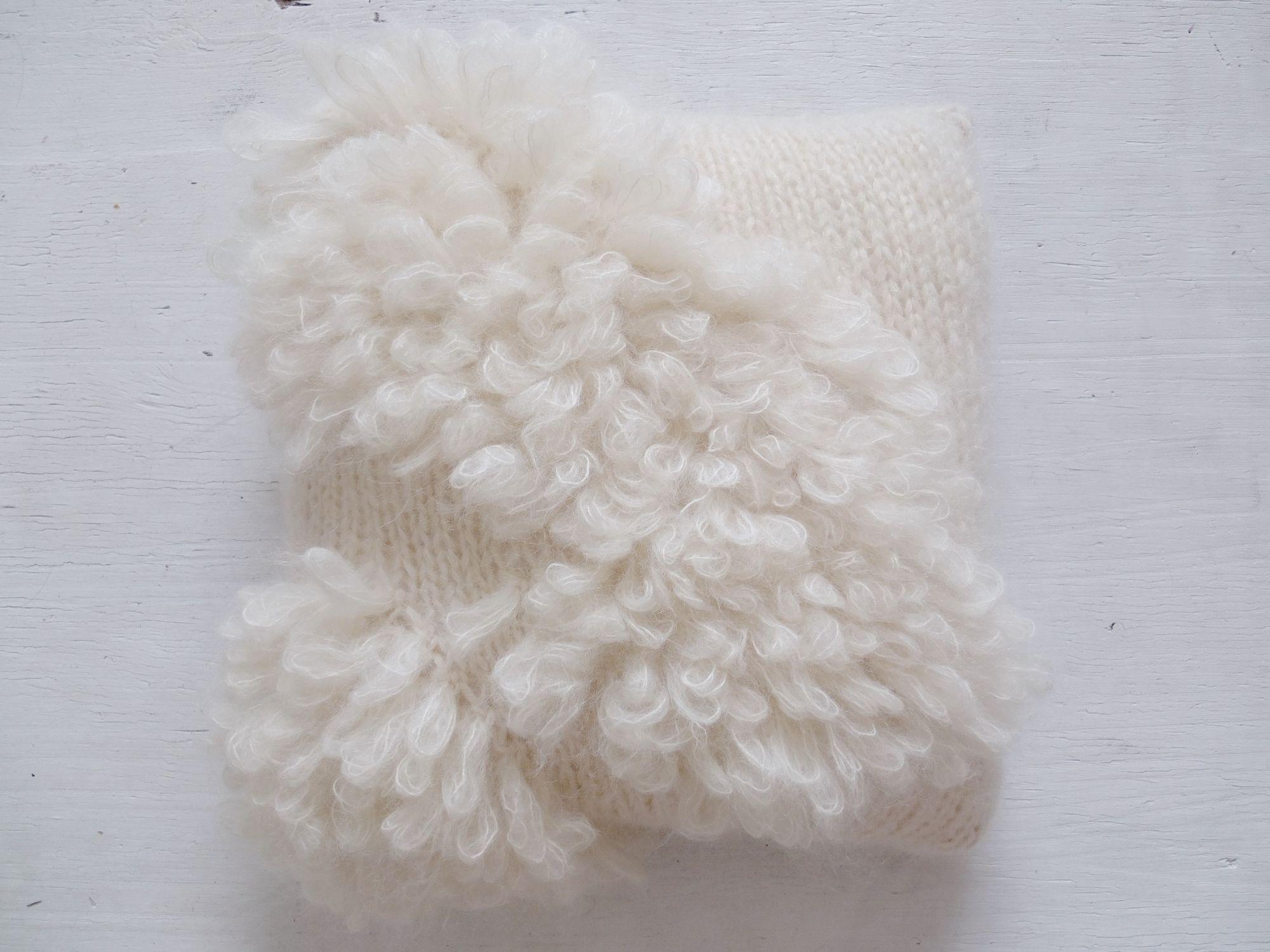 bloma pillow  by monica hofstadter