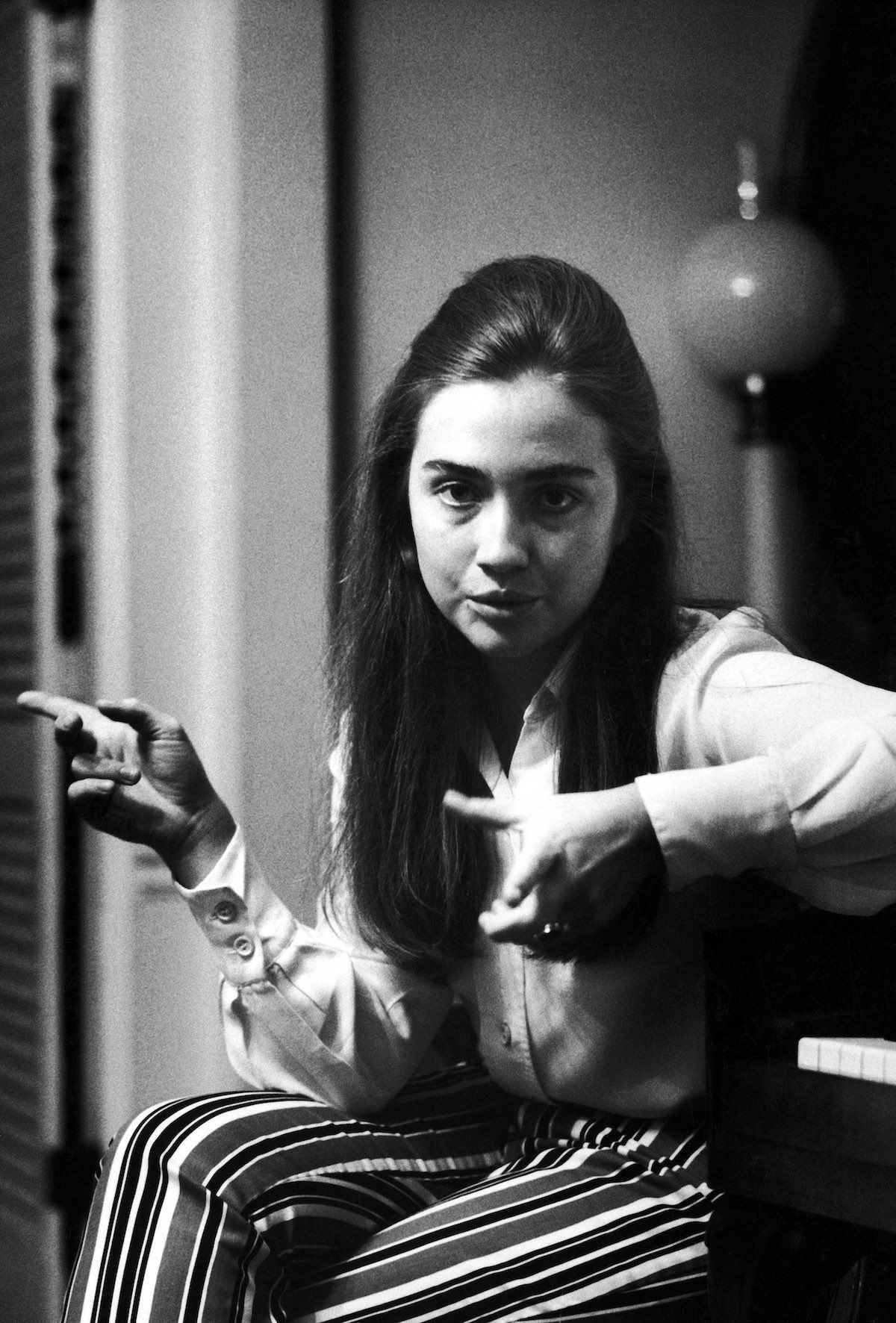 Our future POTUS back at Wellesley