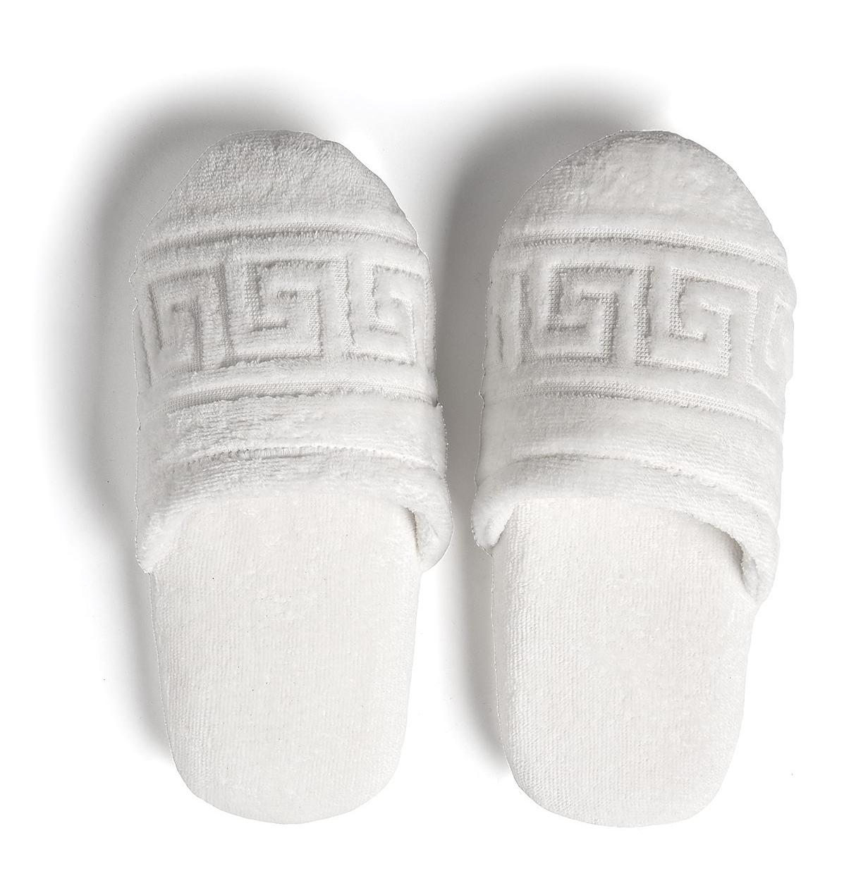 Versace Slippers, $75