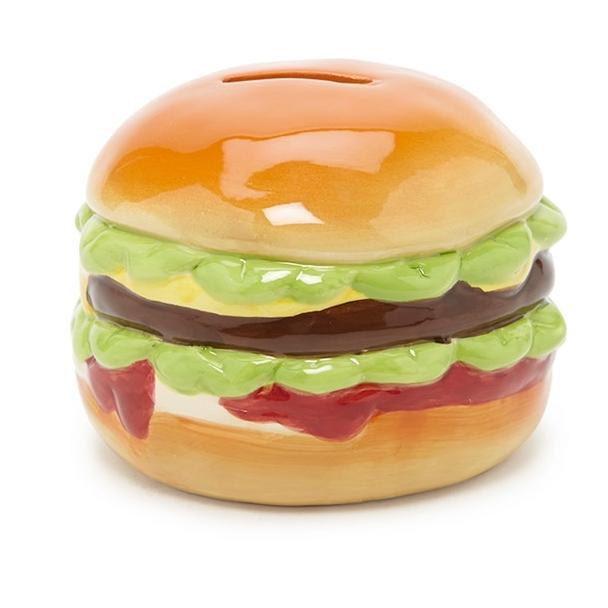 Cheeseburger Bank, $9.90
