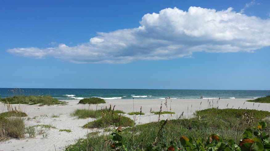 Farewell for now Cocoa Beach. I shall think of you often in the cold, dark, slushy months ahead...