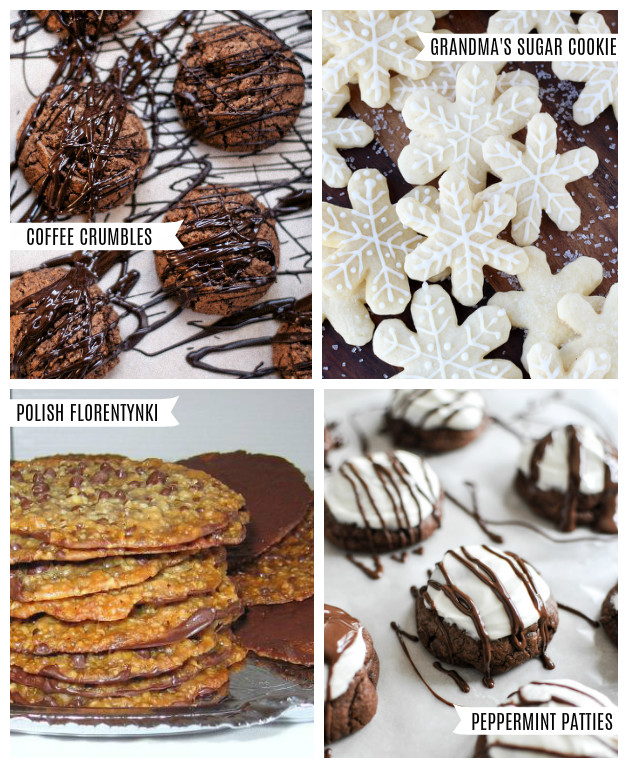 Christmas Cookie Recipes 1