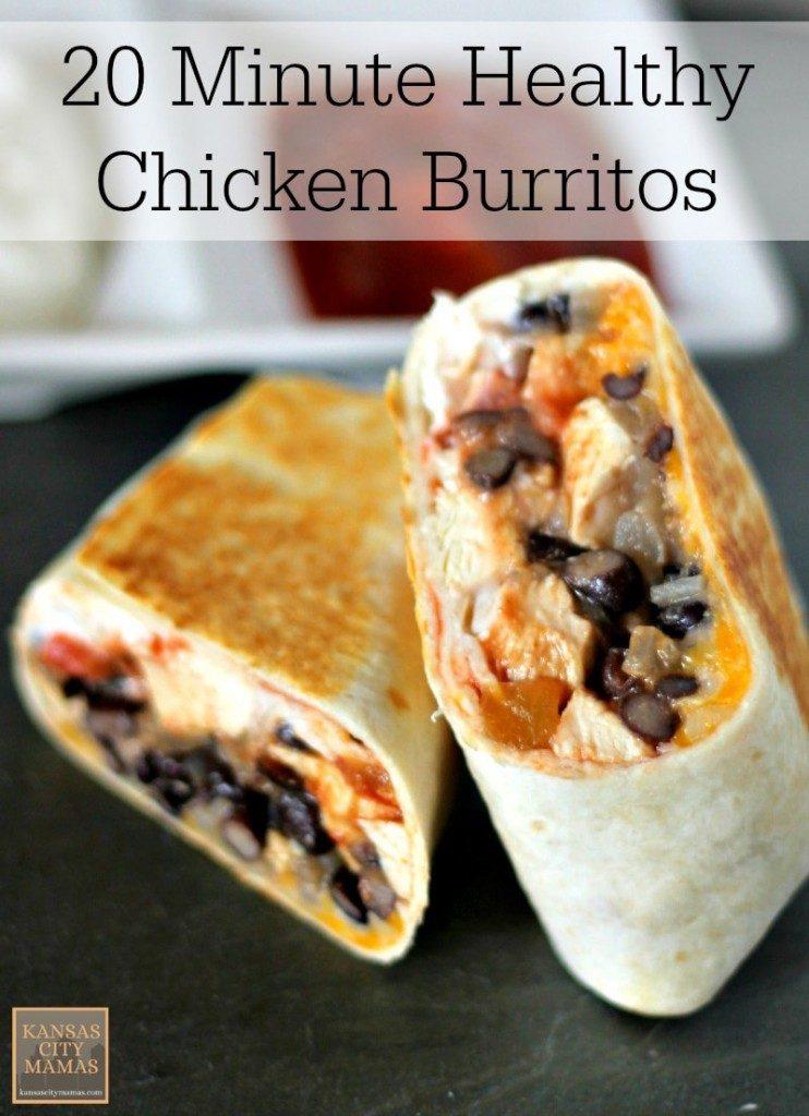 20-Minute-Healthy-Chicken-Burrito-Recipe-742x1024