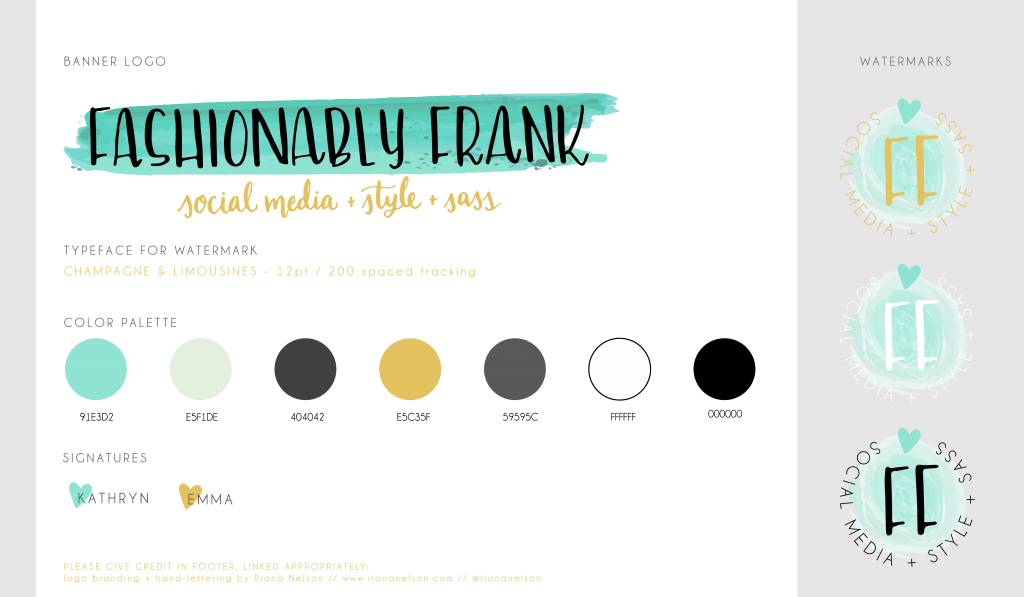 FashionablyFrank_BrandingGuide