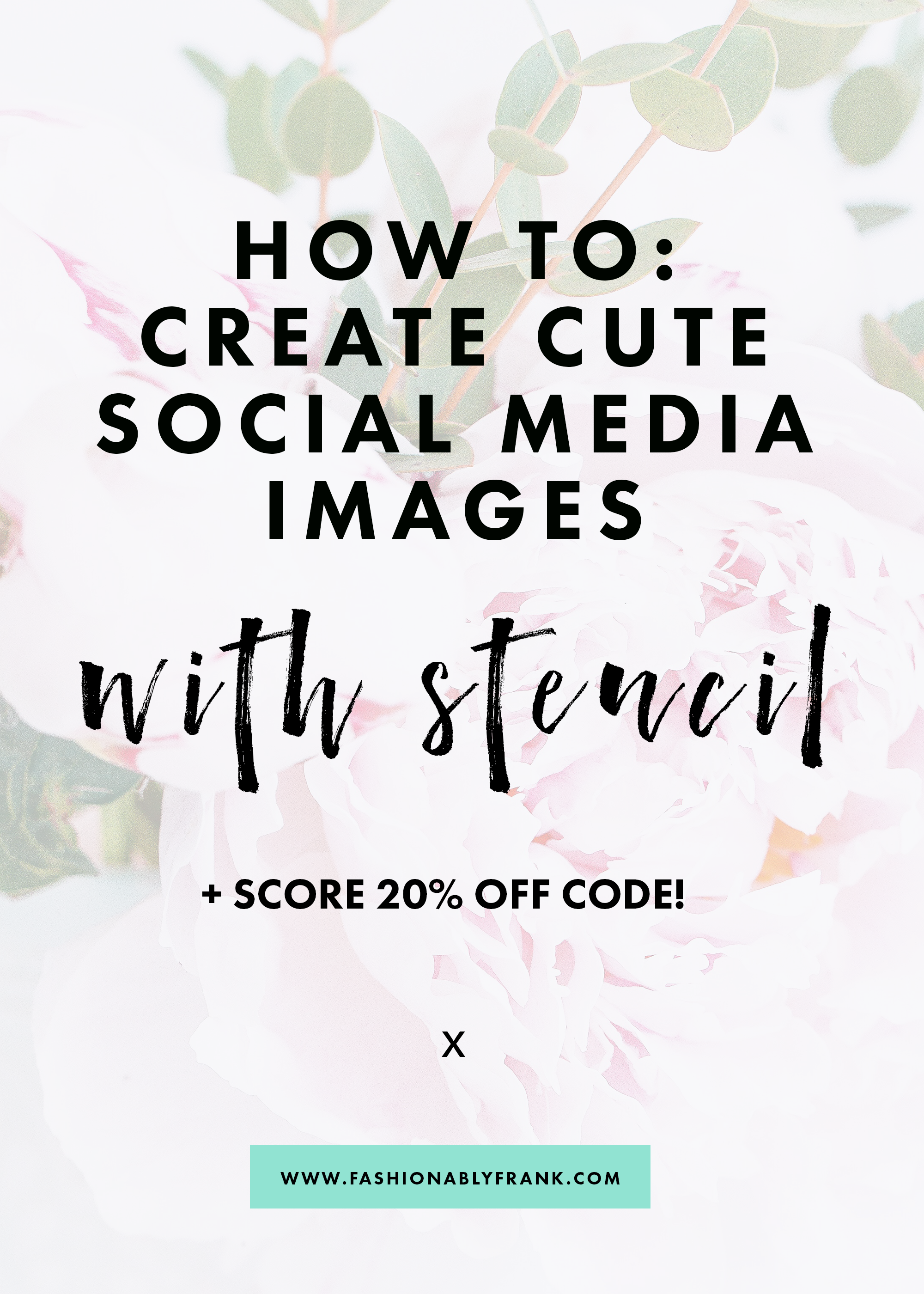 Create Cute Social Media Images