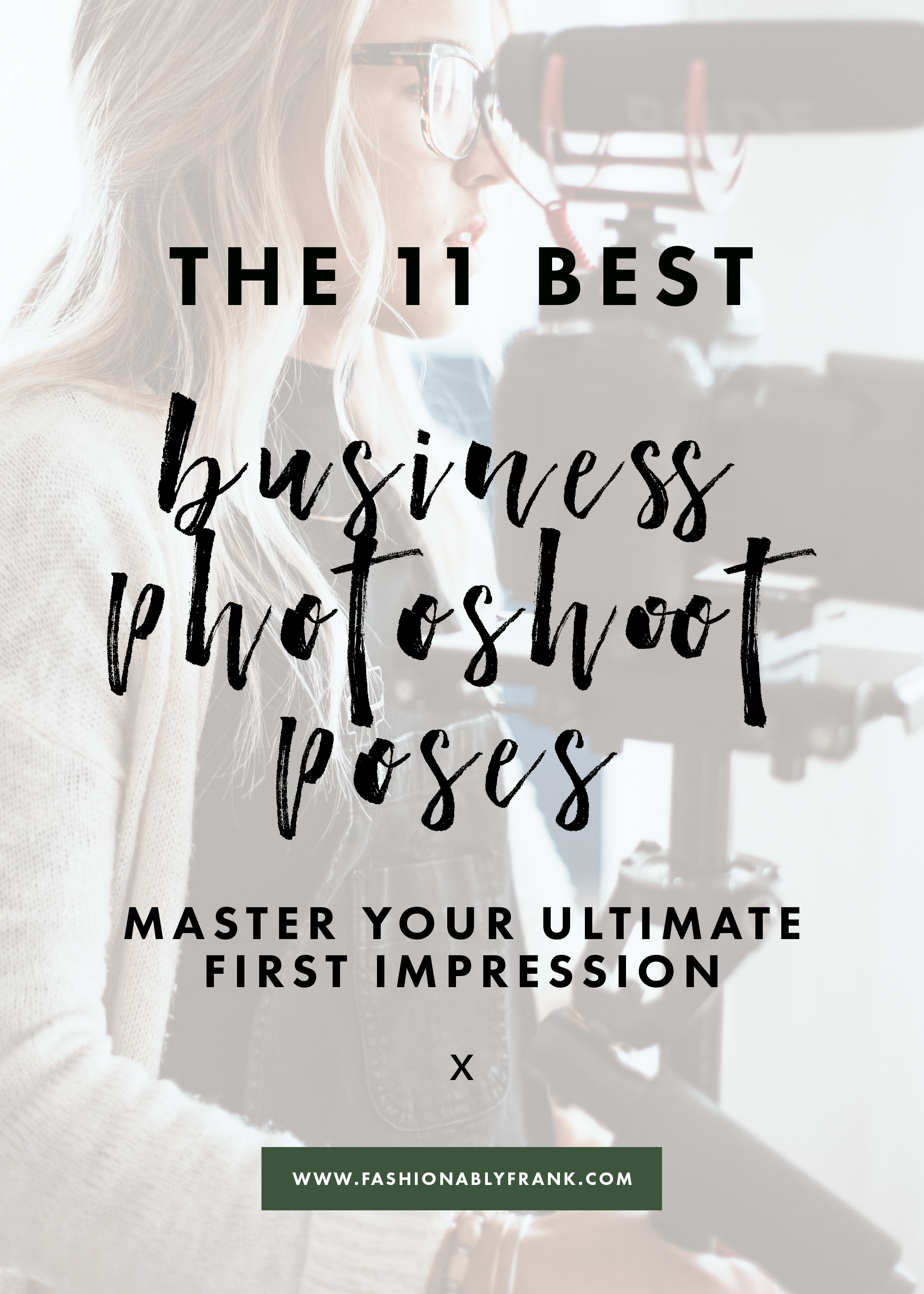 Business Photoshoot Poses
