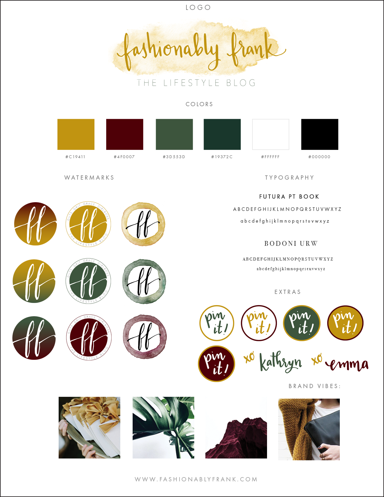 What is a Brand Style Guide