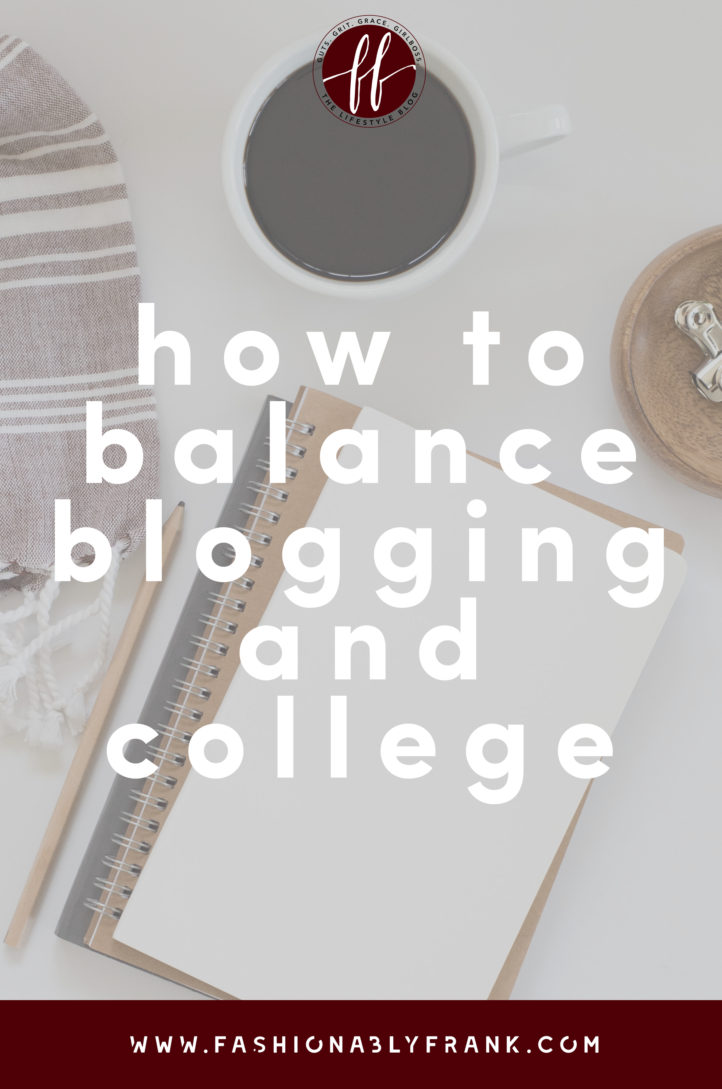 How to Balance Blogging with Being a College Student