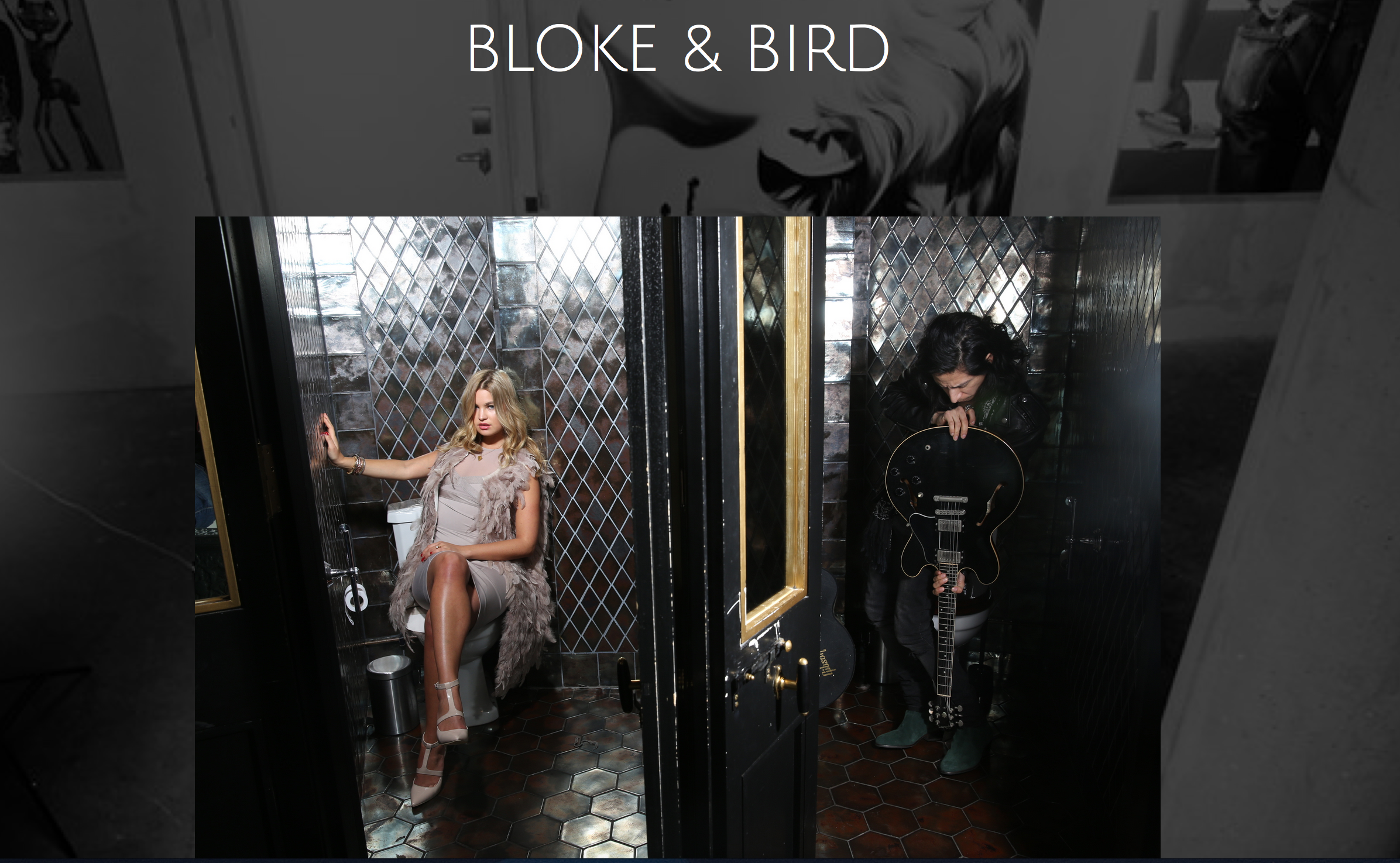 Bloke and Bird, Band