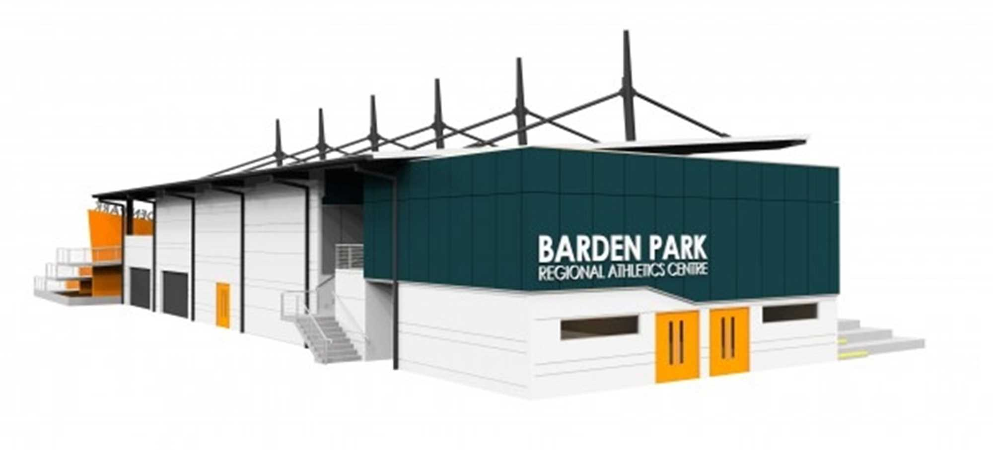 Barden Park Athletics Centre 1