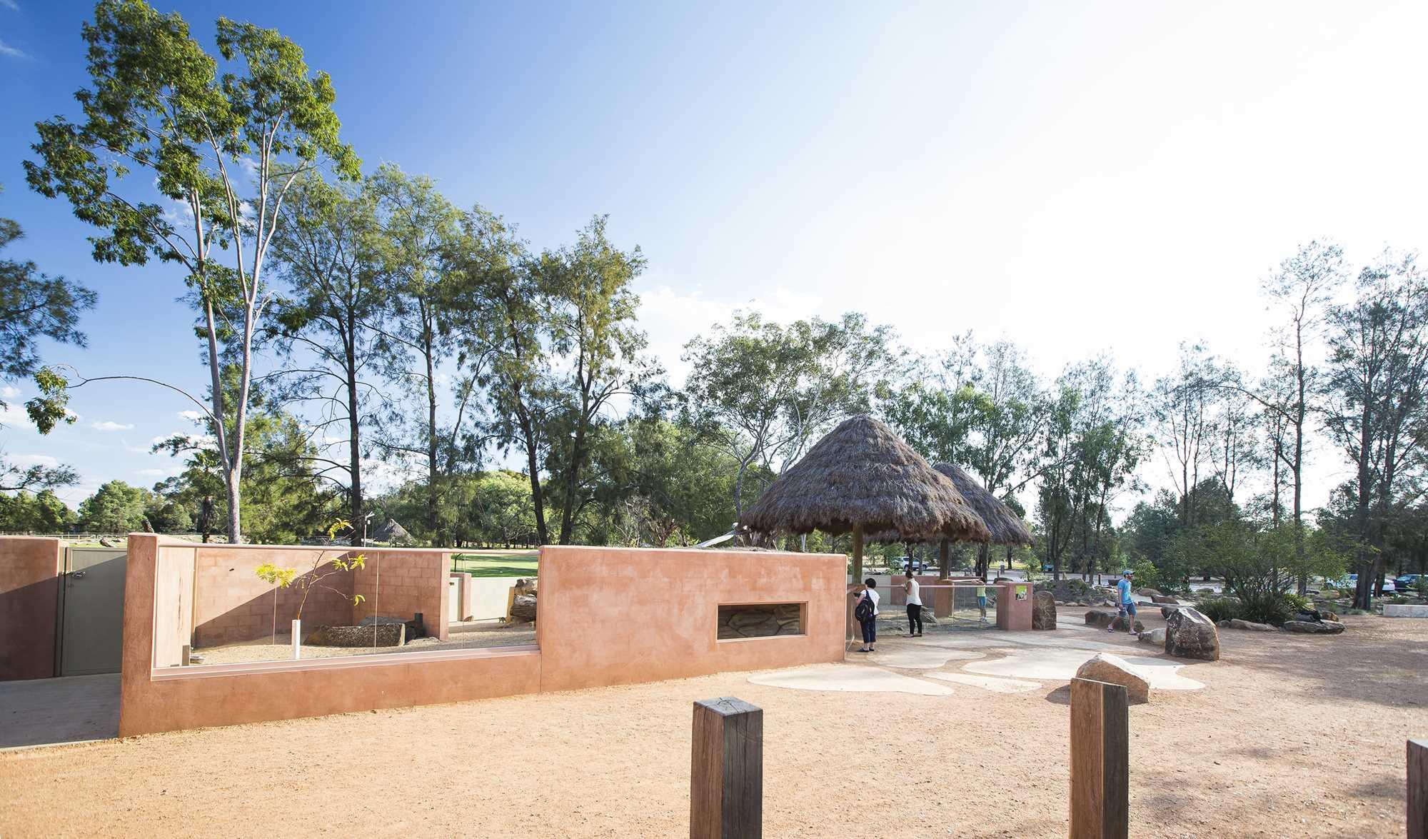 Meerkat Enclosure 3