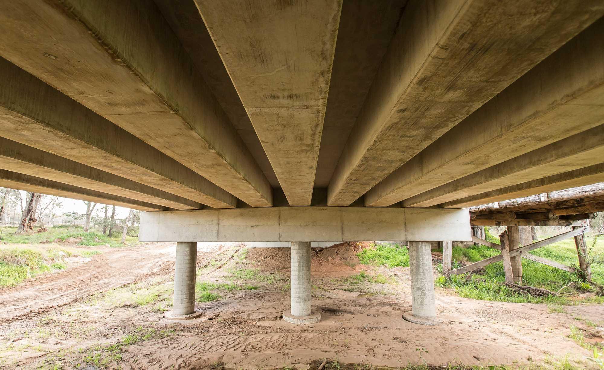 Coonabarabran Bridge
