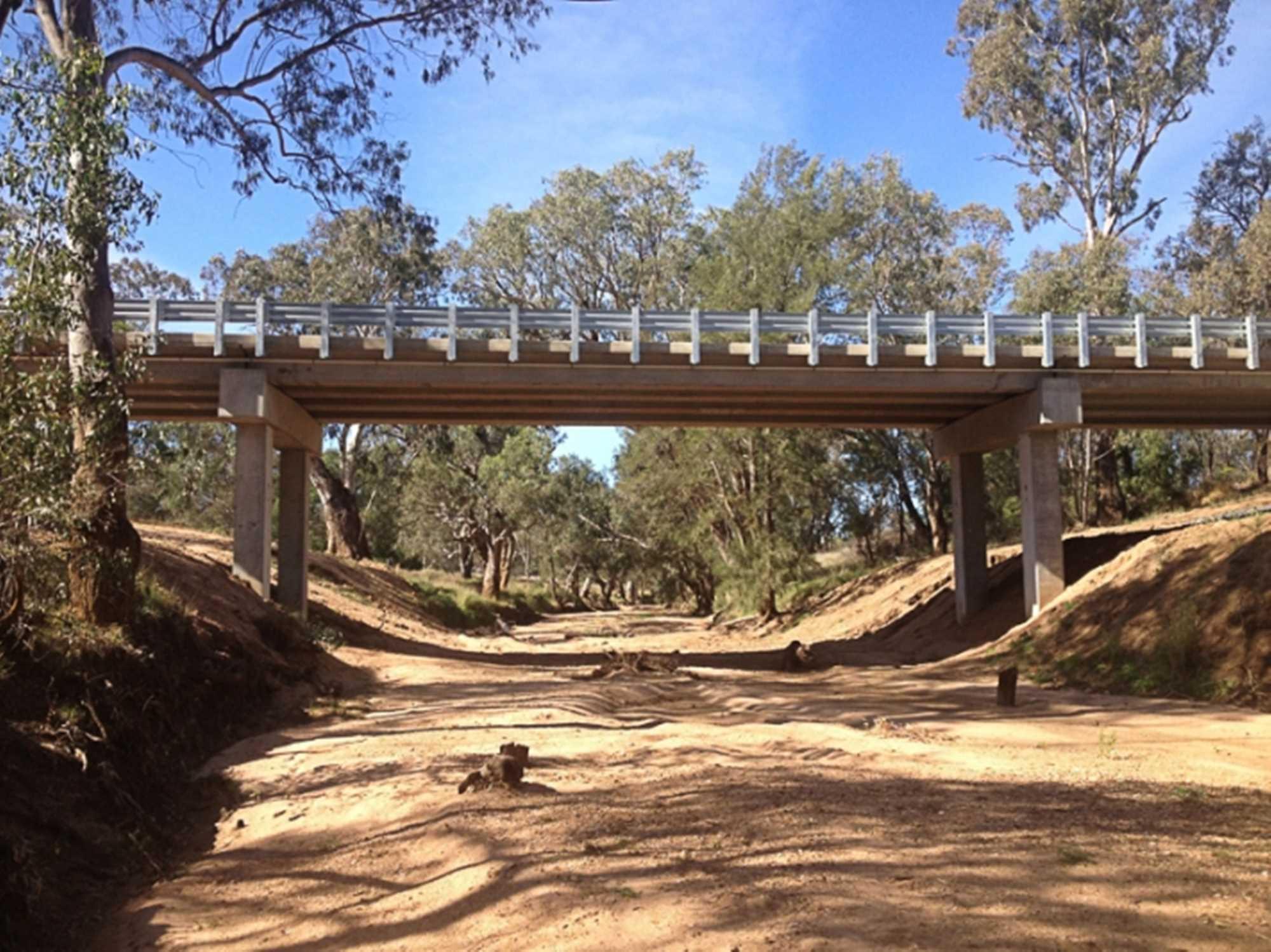 Terrabile Creek Bridge