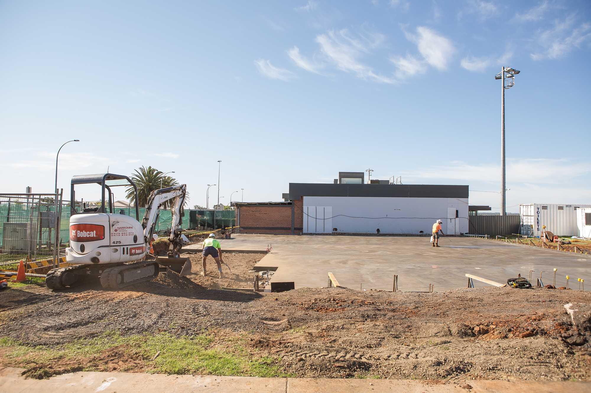 Dubbo Regional Airport Extension