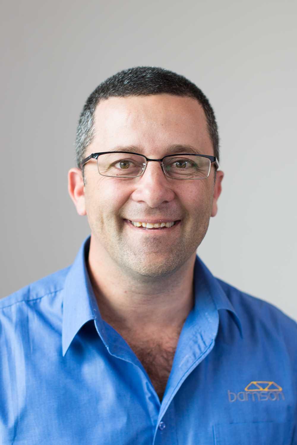 James Sarantzouklis