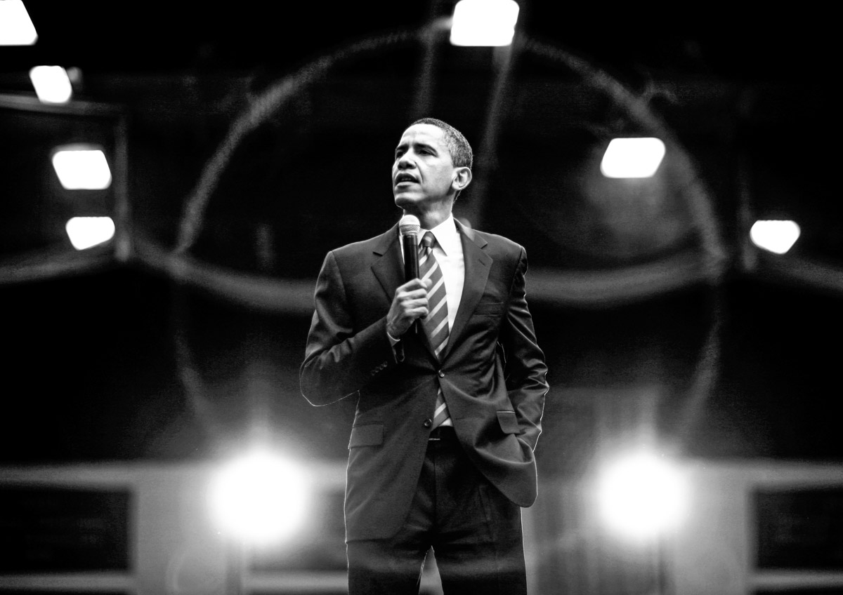 President Obama. Photography ©John Gress Photography