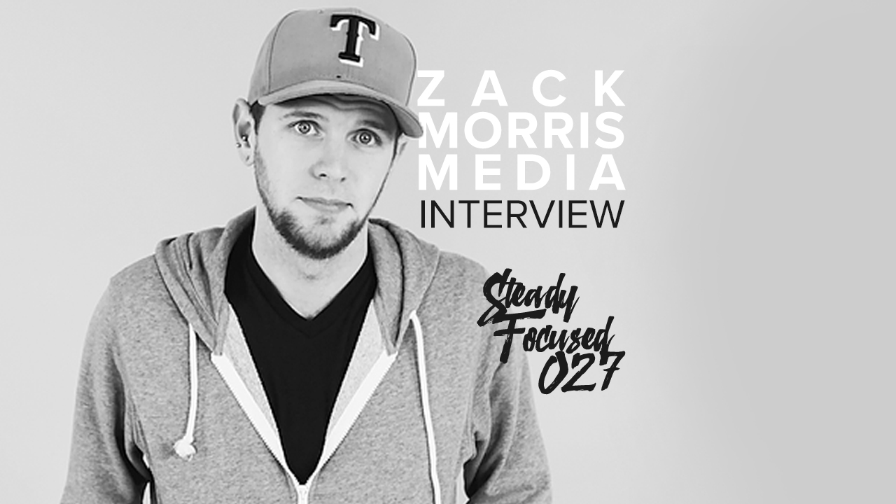 Zack Morris sits down to talk cinematography, filmmaking and music videos.