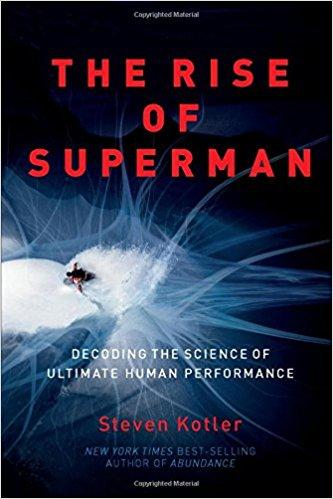Steven Kotter's  The Rise of Superman