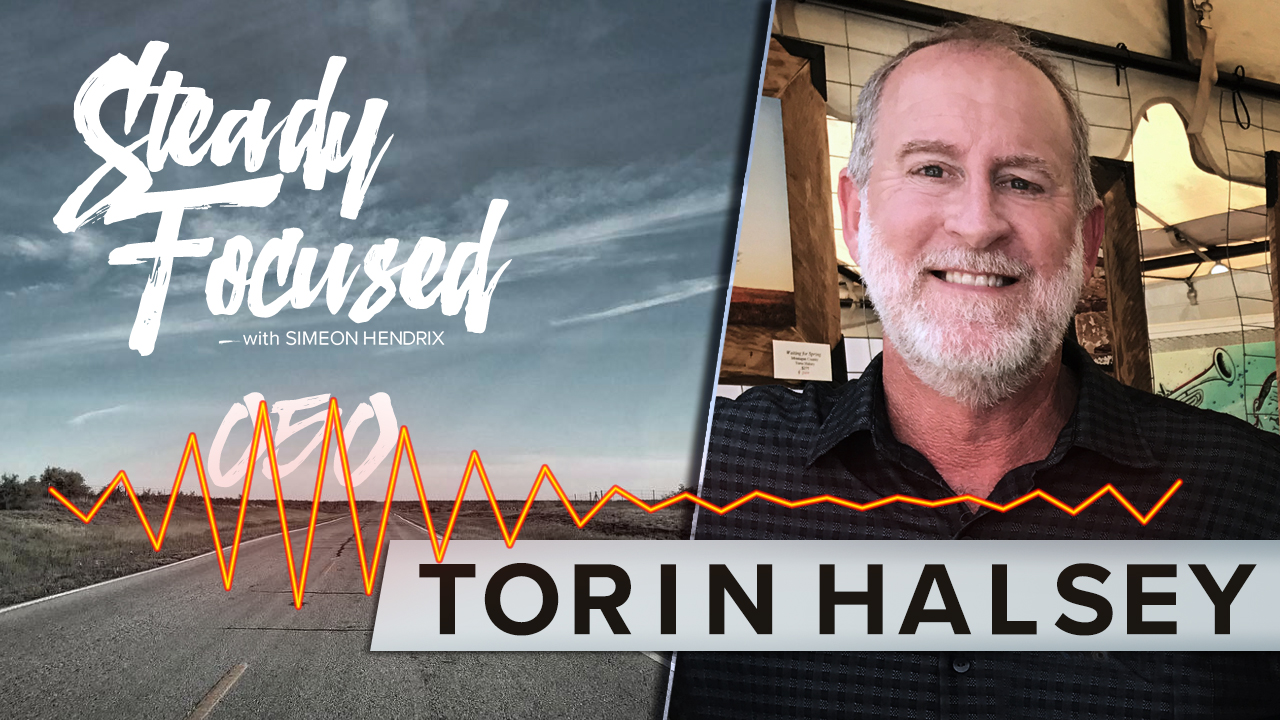 A Life Devoted to Photography - Torin Halsey Interview - Steady Focused EP 50