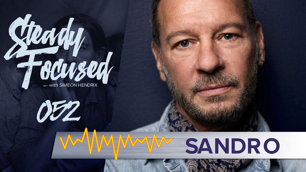 Homage To The Masters - Sandro Miller Interview - Steady Focused EP 052
