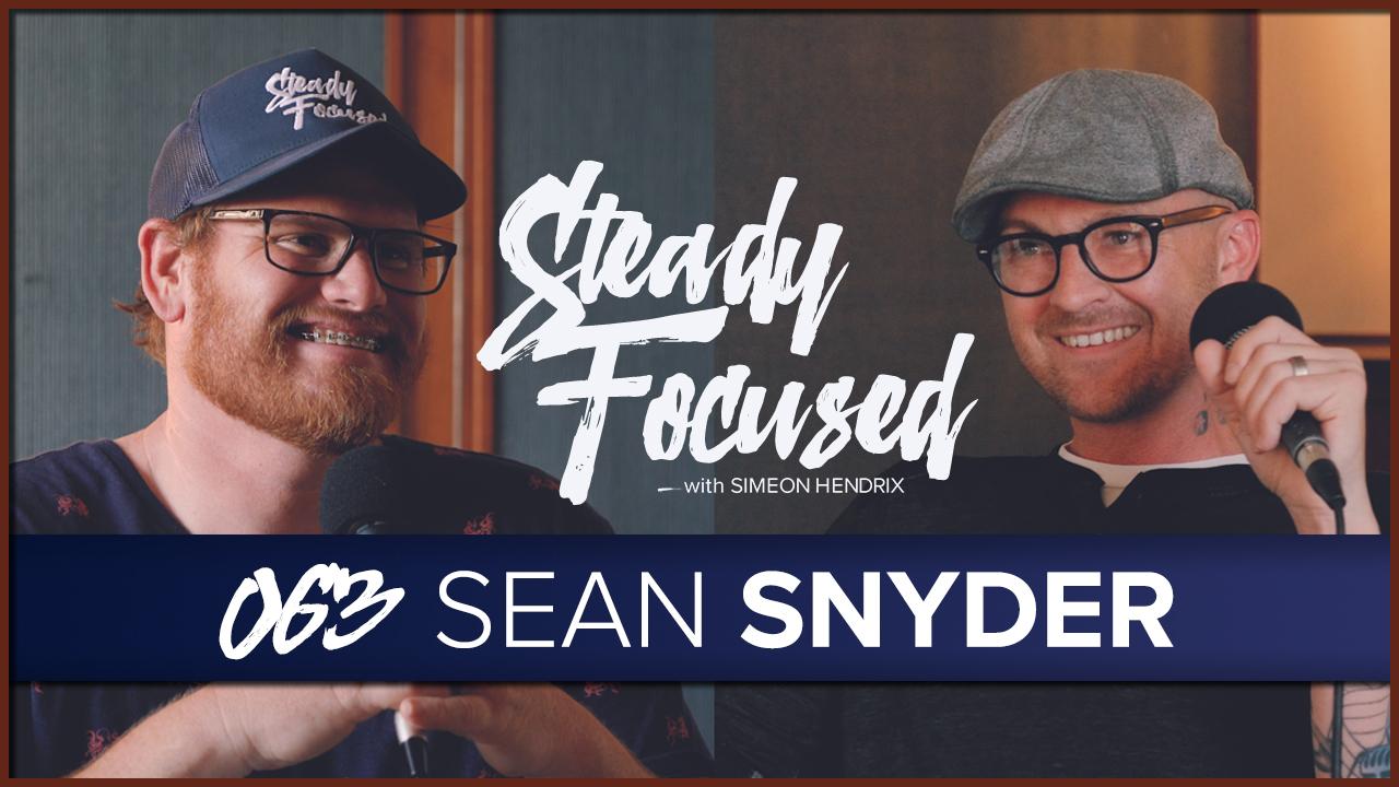 Conversations with a Punk Rock Legend - Sean Snyder Interview