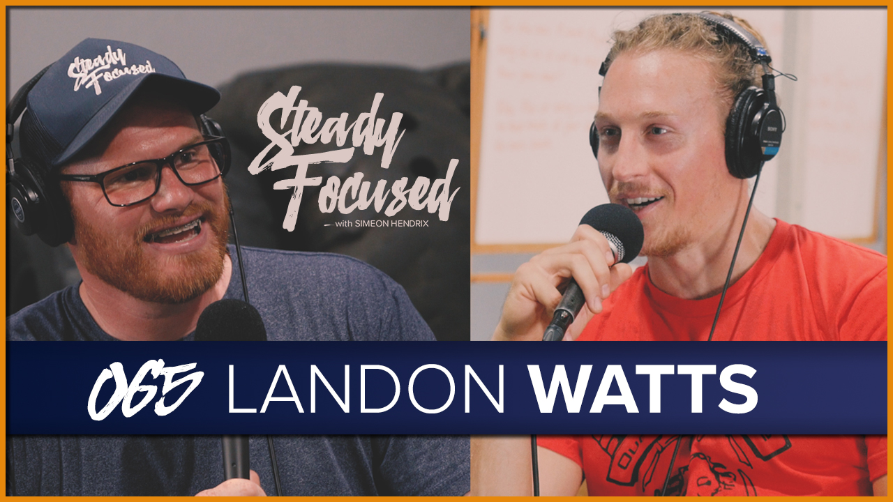 Manager / Director of Lakeview LifeCenter in Iowa Park, Tx, Landon Watts comes on the show to talk about using physical activity to unlock our full potential.