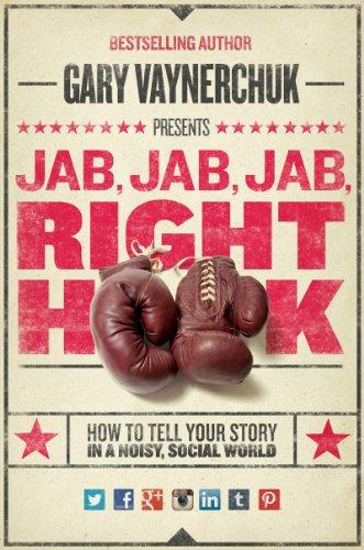 Gary Vaynerchuk's  Jab, Jab, Right Hook