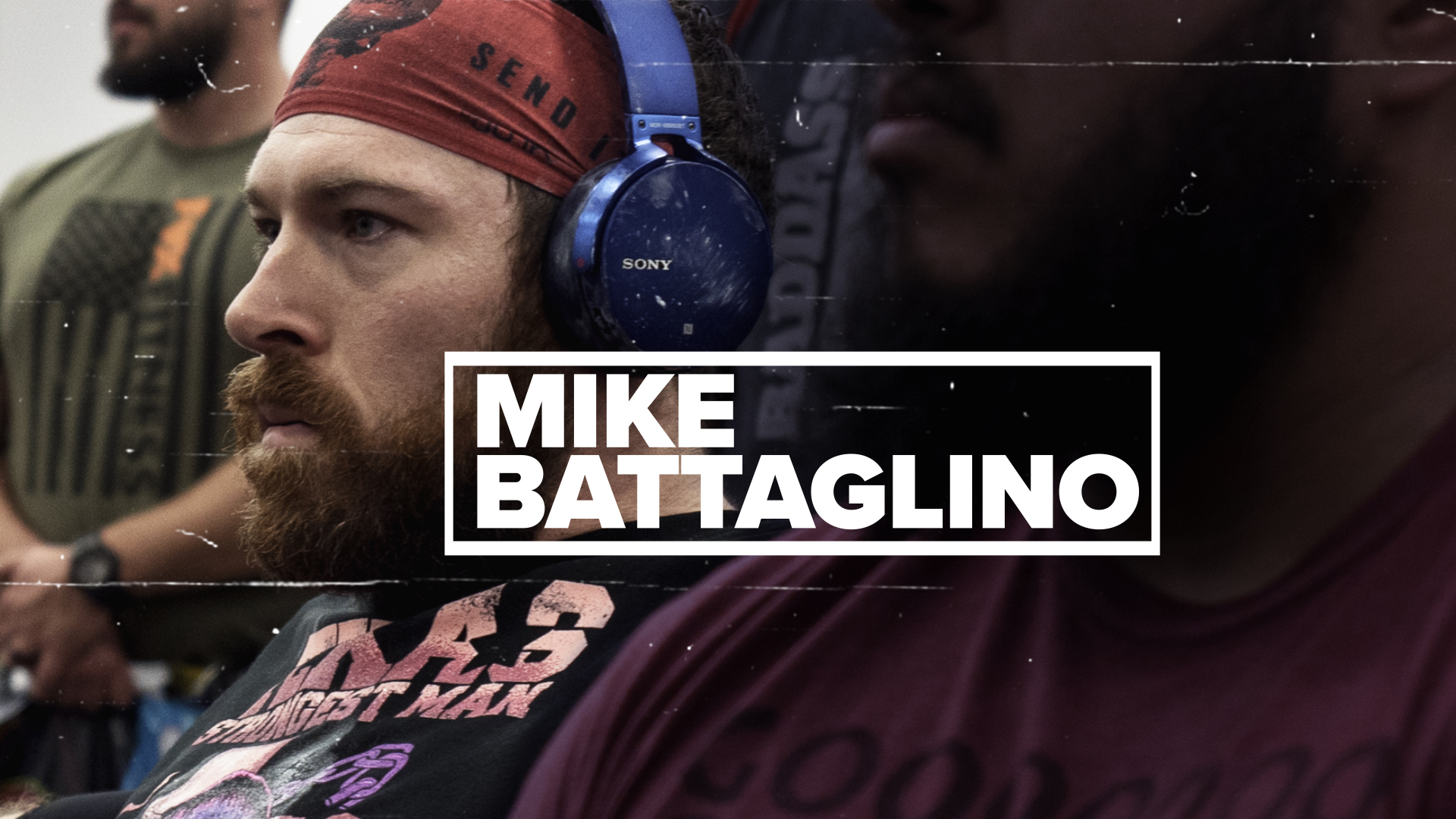 This documentary follows Mike Battaglino behind the scenes as he competes to defend his title as Texas Strongest Man in the Middle Weight division.