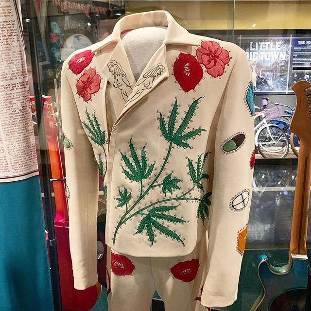 Gram Parson's suit.
