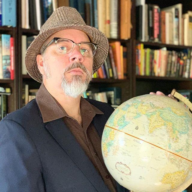 Destruction of a beard part one. The Professor.