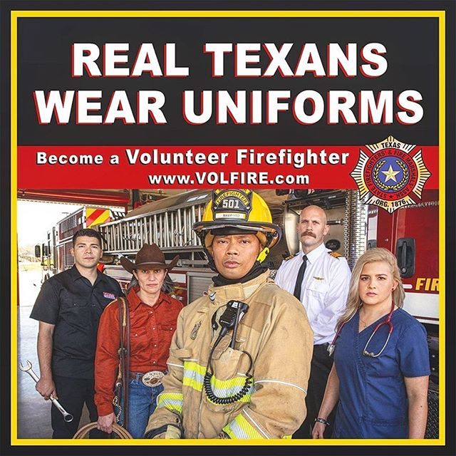 Recent work for the State Firefighters' and Fire Marshals' Association on billboards all over the state. @sffma_texas @sheshemedia