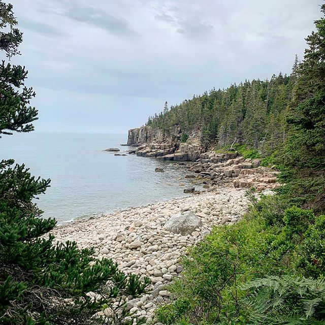 A last bit of beautiful Maine before we head back tomorrow.