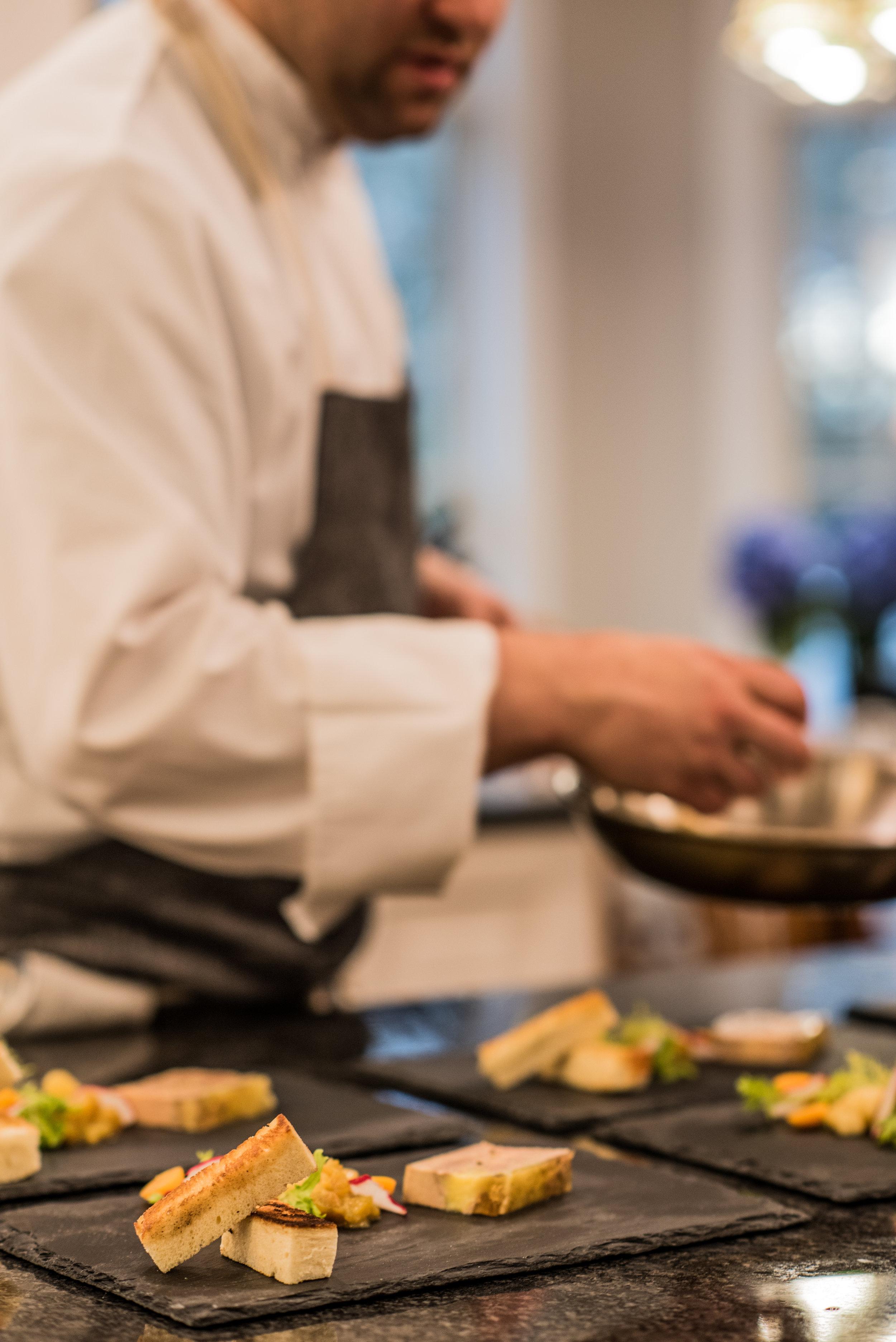 private chef Albany Saratoga ny farm to table