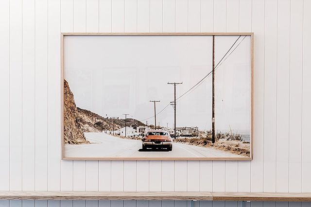 "Nice to see one of @belindavanzanen ""Malibu trans am"" print head off to a happy home this week 🙏"